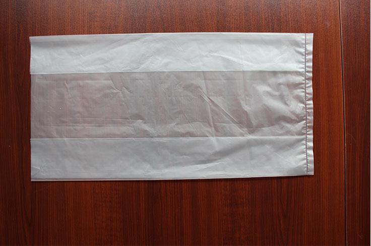 PE半透明插边袋