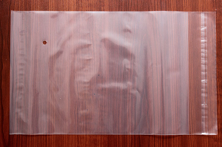 PE透明自粘袋