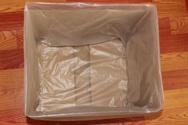 PE半透明方底袋